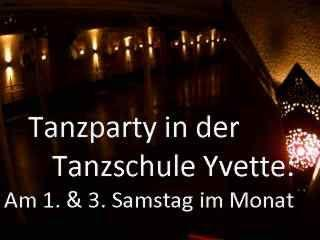 Tanzparty in Lahr in der Ortenau