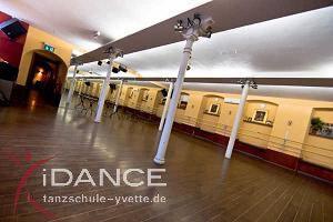 Ballettschule Lahr: Ballettsaal in der Tanzschule Yvette